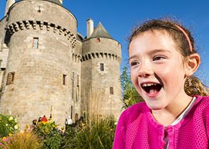 Les remparts de la Porte Saint-Michel de Guérande*